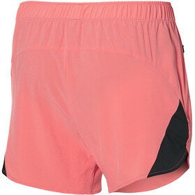 Mizuno Alpha 4.10 Shorts Women, rosa
